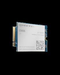 EM06-E EM06ELA-512-SGAD Quectel LTE-A M.2 - optimized 3GPP Rel. 11 LTE 2xCA Cat 6 Module , 5G+ ready, version Europe