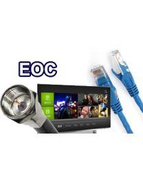 Wodaplug EOC Slave 1 Gigabit port  EOC1121L-S, 700Mbps, 1*GE LAN, 2*F, WEB Management