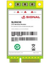SIGNAL SLM630B (MeiG) miniPCIe  TD-LTE/FDD-LTE/TD-SCDMA/WCDMA/GSM Module, ufl connectors