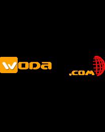 Wodaplug DA181 broadband data passing thru Amplifier for TV coax cable networks