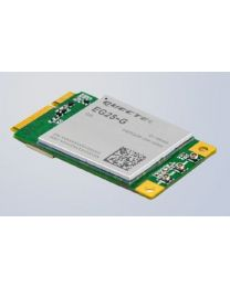 Quectel EG25-G Mini PCIe IoT/M2M-optimized LTE Cat 4 Module