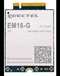 EM16-G Quectel LTE-A M.2 IoT/M2M DL 5xCA Cat 16 Module  ( global ) , 1GBit / 150MBit 5G+ ready