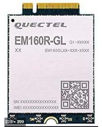 Quectel EM160R-GL EM16-G Quectel LTE-A M.2 IoT/M2M DL 5xCA Cat 16 Module global 1GBit / 150MBit 5G+ ready