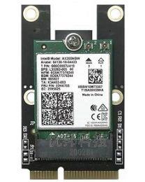 Intel® Wi-Fi 6 AX200 Module M.2 + miniPCIe adapter 802.11ax