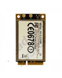 WLE200NX-7A miniPCIe wifi module, 802.11a/b/g/n, 2x2 MIMO, Atheros QCA 9280, compex