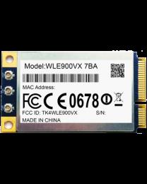 WLE900VX - i 7C 85°C Industrial-grade 3*3 802.11ac Dual band Radio miniPCIe QCA9890 module, compex