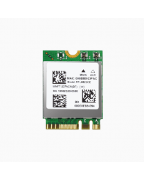 WNFT-237ACN(BT) M.2 Module (WiFi 5), RTL8822CE, 2T2R 802.11ac Wave 2 Compliant with MU-MIMO, WiFi+Bluetooth 5.0,