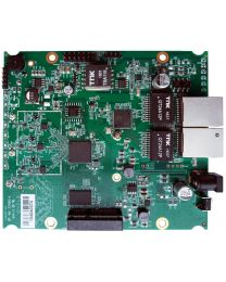 COMPEX WPJ563 -HV Embedded Board with MiniPCI-e Slot, SIM card slot and 2.4GHz 3×3 MIMO Wireless on-Board, QCA9563