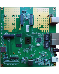 COMPEX WPQ864 1.4GHz Embedded Board with 802.11ac Wave 2 Support , 3*miniPCIe, SIM card slot, 4G LTE modules support