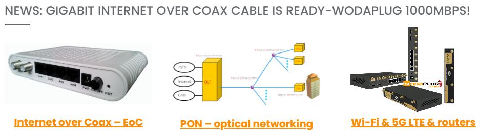 wodaplug networking solution